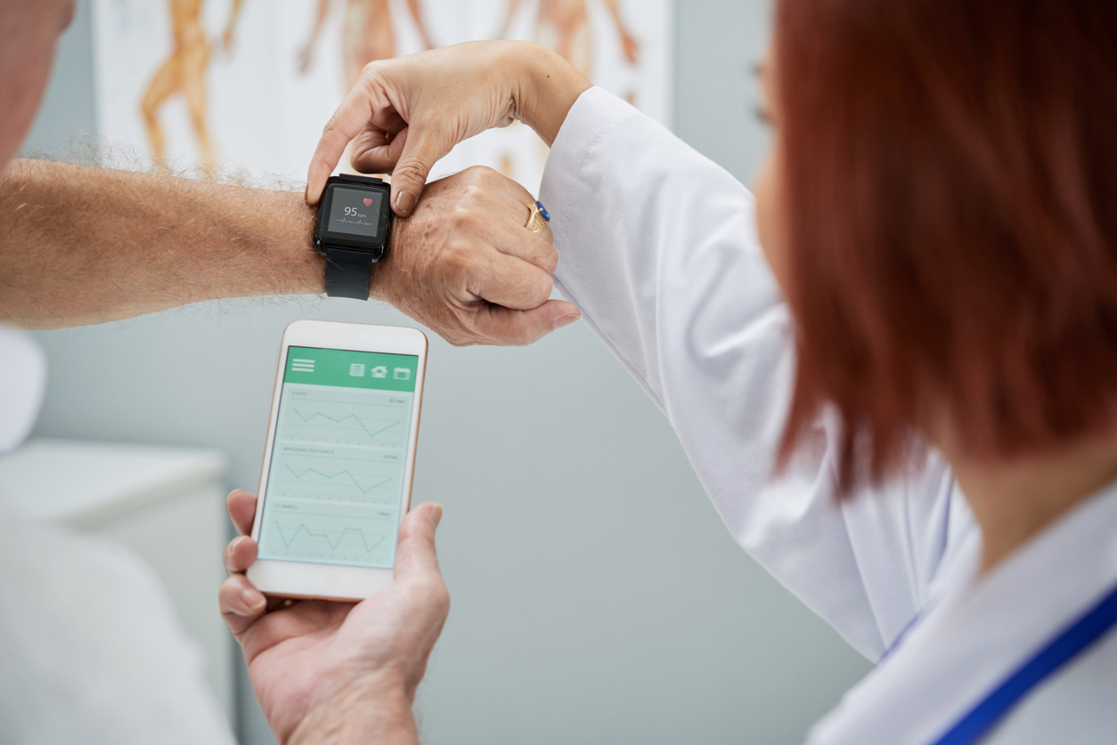 Clinical Trial Patients Are Slow to Adopt New Technology