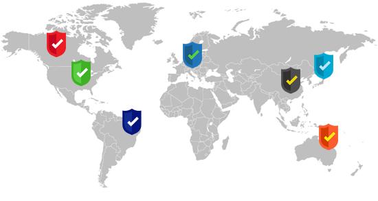 Global Reach/ Compliance