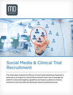Social Media & Clinical Trial Recruitment